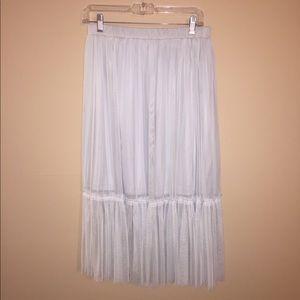F21 Contemporary Skirt